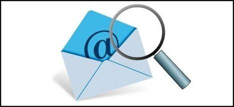 5 méthodes pour découvrir qui se cache derrière une adresse email | Crack-net | Informatique TPE | Scoop.it