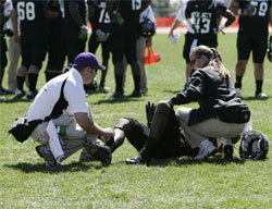 Is There a Trend Toward Chiropractic in Sports Care | Sports Ethics: Simmons, A. | Scoop.it
