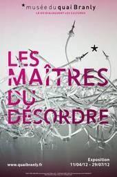 DERNIERS JOURS ! Musée du quai Branly: Les Maîtres du désordre | imagine | Scoop.it