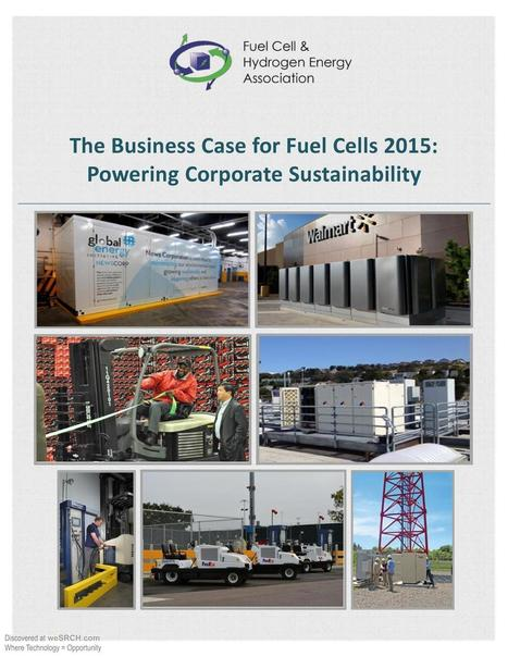 Fuel Cell's Business Case, Energy | wesrch | Scoop.it