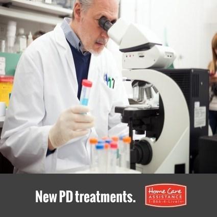 New Parkinson's Treatments for seniors   Home Care Assistance   Scoop.it