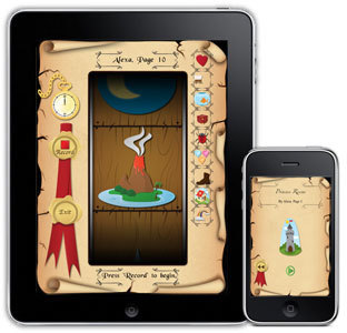 Story Wheel - Top Game for iPhone and iPad | technologies | Scoop.it