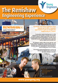 Young Engineers - HOME : COMPETITIONS : Secondary School Activities : The Renishaw Engineering Experience 2013 | Interesting engineering sites | Scoop.it