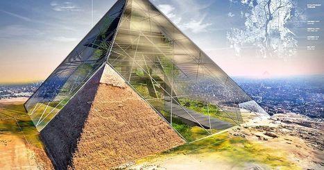 7 futuristic skyscrapers that fight global warming | Futurewaves | Scoop.it