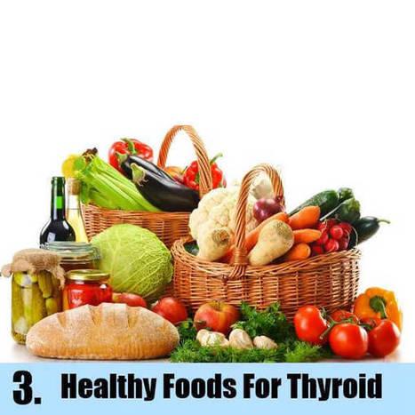 Diet for thyroid patients   Health Care   Scoop.it