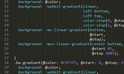 LESS CSS – Beginner's Guide   Design & Prog   Scoop.it