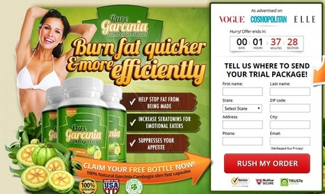 Garcinia Beolabs Review - Get 100% Risk Free Try It | nik monty | Scoop.it