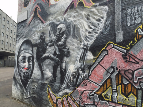 Graffiti art and youth counter-cultures in Milan | Coventry University Department of Media | World of Street & Outdoor Arts | Scoop.it