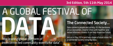 Big Data Week - A global festival for big data professionals | Digital Cinema - Transmedia | Scoop.it