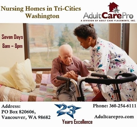 Nursing Home – A Best Care Center For Adults | Adult Care Placement Specialists | Scoop.it