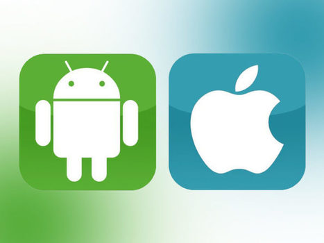 A for Apple, A for Android all you need to know about the two platforms | BluEnt Blog | Custom Software Development | Social Media Marketing | IT Consulting | Scoop.it