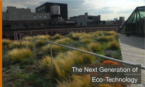 Columbia Green - The New Standard in Eco-Roof Technology | Vertical Farm - Food Factory | Scoop.it