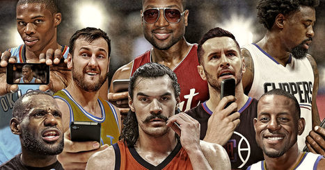 Techies Are Trying to Turn the NBA Into the World's Biggest Sports League | social networking | Scoop.it