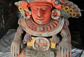 1,200 year-old funerary vessel unearthed in Mexico   Histoire et Archéologie   Scoop.it