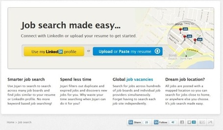 Your Job Search Made Easier - Land Surveyors United | Geospatial Industry | Scoop.it