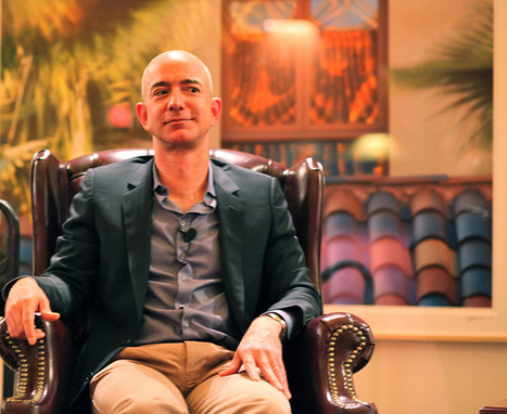 Amazon CEO Jeff Bezos Had his Top Execs Read these Three Books | Organizational Development | Scoop.it