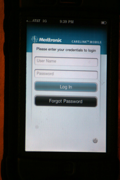 Dr. Wes: How My iPhone Prevented an ER Visit (with screenshots) | Medical Apps | Scoop.it