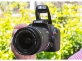 Canon EOS Rebel SL1 user reviews (with 18-55mm ...