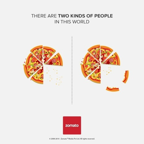 There Are Two Kinds Of People In This World | Quitte à pleurer, autant que ce soit de rire, non ? | Scoop.it