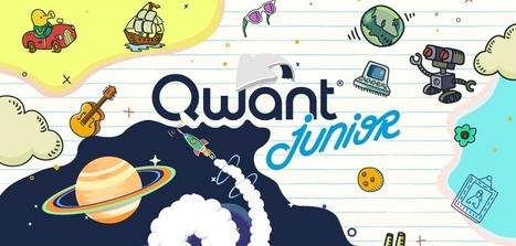 Hello Qwant Junior !   L'e-Space Multimédia   Scoop.it