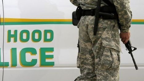 Fort Hood shooting repeat renews calls for ending gun restrictions on base | Criminal Justice in America | Scoop.it