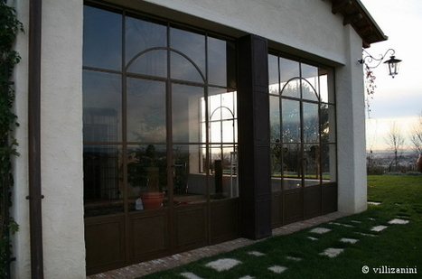 Custom wrought iron gazebos | I go out to write a post and go back | Villi Zanini Wrought Iron | Scoop.it