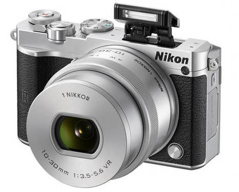 Nikon has announced the J5, a compact mirror less camera | Digital Photography (Nikon) | Scoop.it