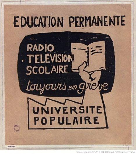 Pour l'ÉMANCIPATION : une histoire des Universités Populaires à Tours | actions de concertation citoyenne | Scoop.it