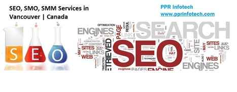SEO, SMO, SMM Services in Vancouver | Canada | IT solutions Vancouver | Scoop.it