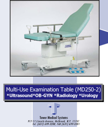 Important features that you need to consider before buying an ultrasound table | Tower Medical Systems | Scoop.it