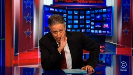 Jon Stewart: RNC theme shows 'a party-wide persecution complex' | Daily Crew | Scoop.it