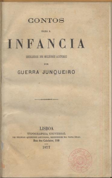 Contos para a Infância | PDF Flipbook | Biblioteca Entre Ribeiras | Scoop.it