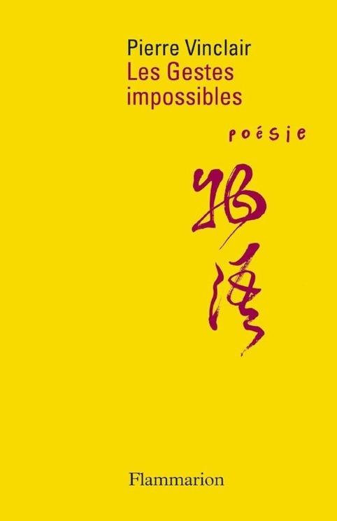 [parution] Les Gestes impossibles | Poezibao | Scoop.it