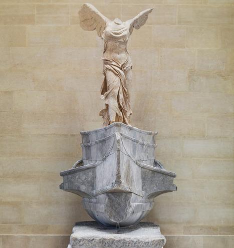 La victoire de Samothrace : que sait-on vraiment de la célèbre statue du Louvre ? | Merveilles - Marvels | Scoop.it