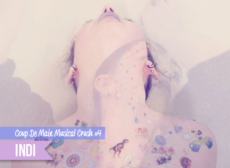 Interview: musical crush of the week #4 - INDI | Indi | Scoop.it