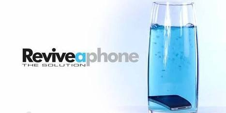 Your Mobile Phone Plunge? Only Wear This Magic Fluid | SHOP | Scoop.it
