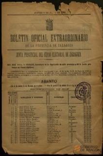 Censos de población de Aragón | L'Antoxana de Babí | Scoop.it