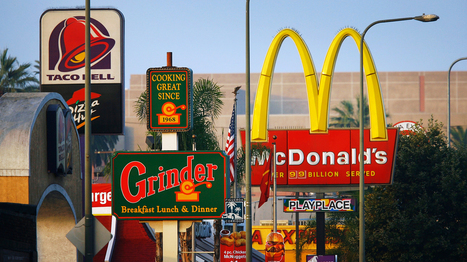 See More, Eat More: The Geography Of Fast Food | Cultural Geography @ JTCC | Scoop.it