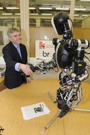 Robots that can Respond to Human Gestures | Robots and Robotics | Scoop.it