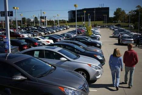 New app provides instant real-market values on used cars - Dallas Morning News | Used Cars | Scoop.it