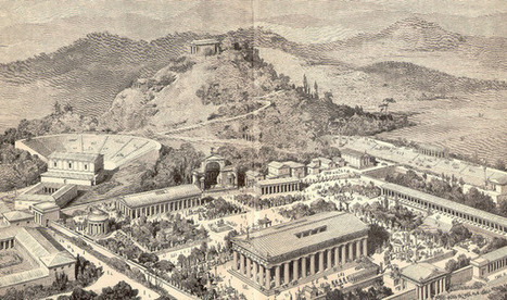 When Ancient Greece Banned Women From Olympics, They Started Their Own | World History - SHS | Scoop.it