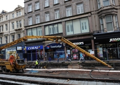 Morrisons plan for tram-hit West End 'fantastic' - News - Scotsman.com | Today's Edinburgh News | Scoop.it