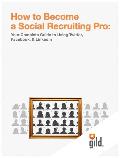 How to Become a Social Recruiting Pro? #ebook | Recrutement participatif | Scoop.it