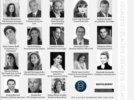 267 dirigeants du LUXE , 15 prestataires sélectionnés, 6 keynotes, 350 rdvs 1to0 | Hotel | Scoop.it