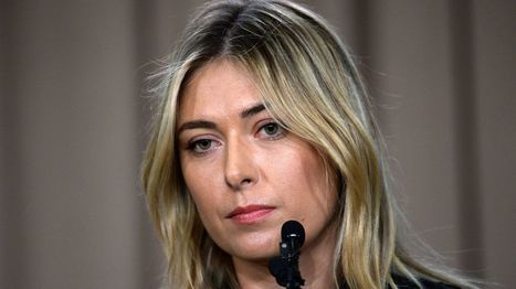 Maria Sharapova: Nike suspends contract with Russian over drugs test - BBC News | BUSS 4 Companies | Scoop.it