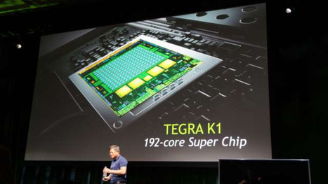 Holy Crap, Nvidia's New Tegra K1 Has 192 Cores?! | Videojuegos | Scoop.it