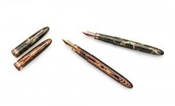 On The Radar: New Omas Ogiva Celluloid Fountain Pens (Bronze Arco!) | Writing instruments | Scoop.it