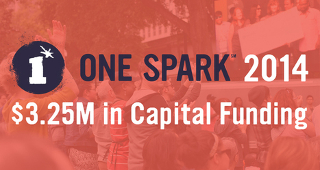One Spark | April 9 - 13, 2014 | Downtown Jacksonville, FL | Crowdfunding Science | Scoop.it