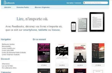 Le libraire numérique français qui marche mieux à l'étranger que dans l'Hexagone | Du bout du monde au coin de la rue | Scoop.it