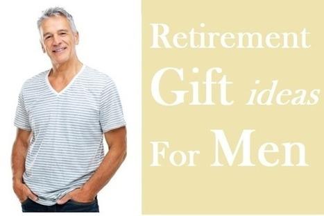Top 10 Retirement Gifts For Men | Gift Clown | Best Birthday Planners | Scoop.it